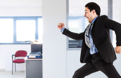 stay active in office